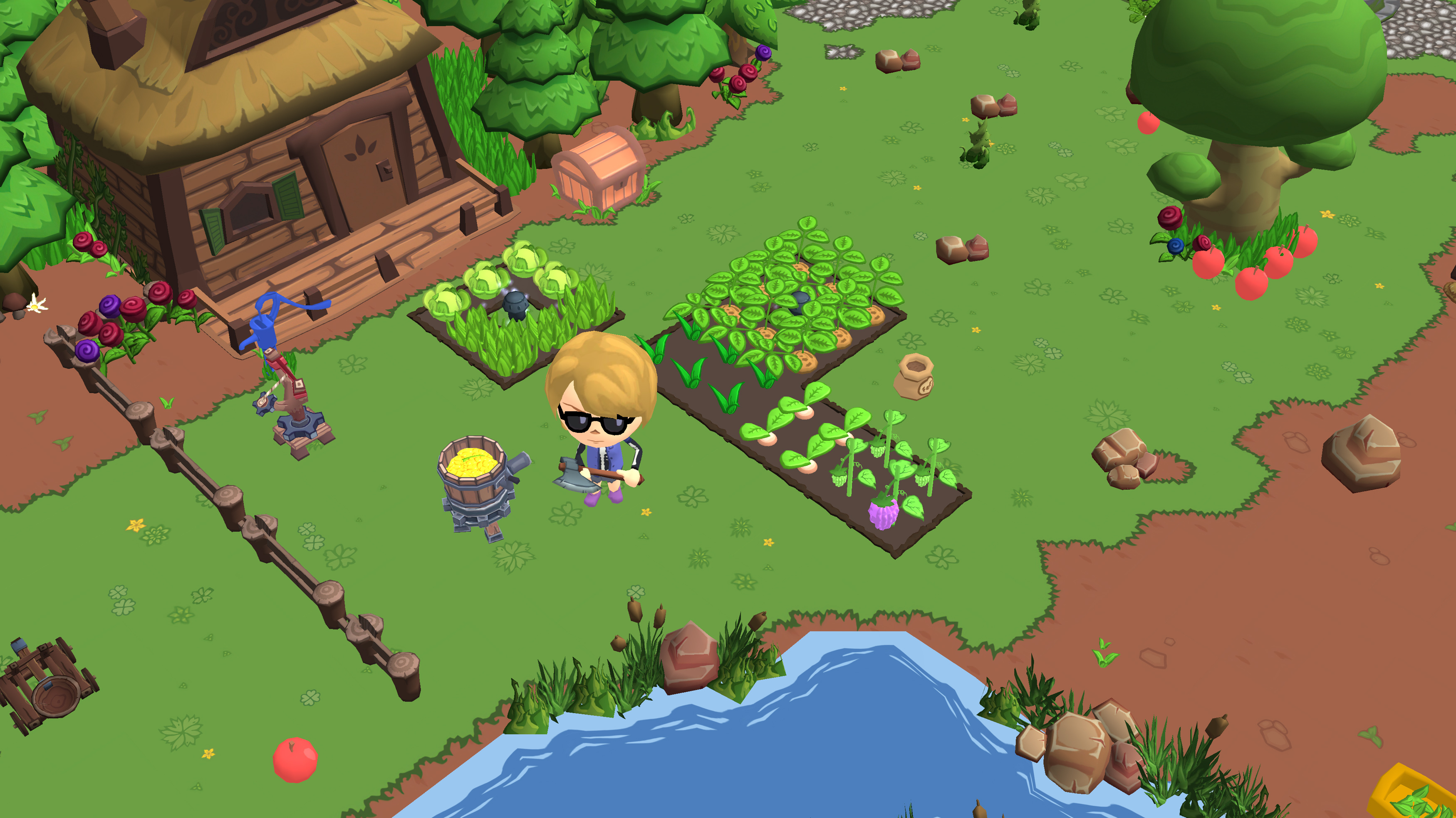 Farm for your Life (Code in the Box)