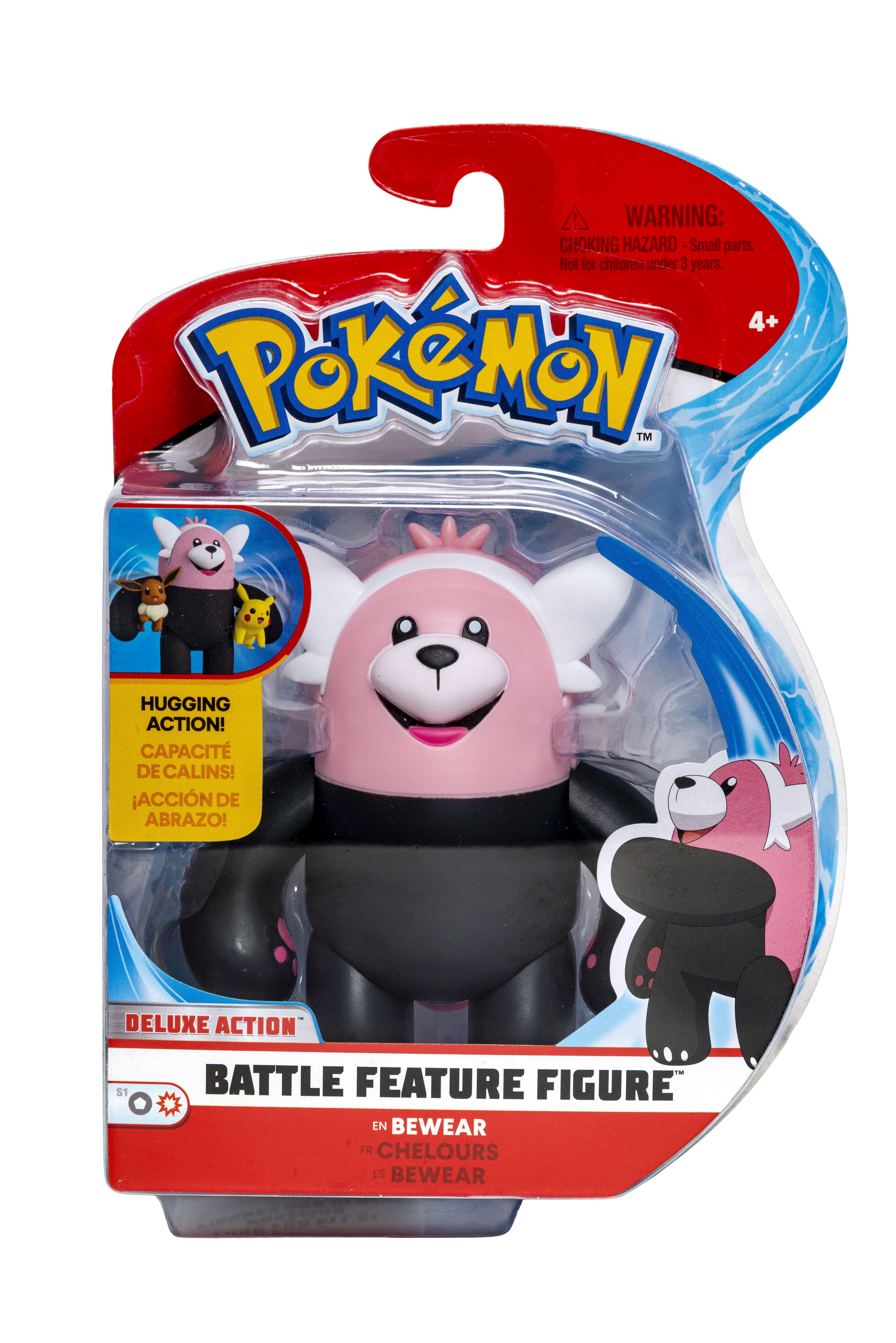 Pokémon - Battle Feature Figur - Kosturso