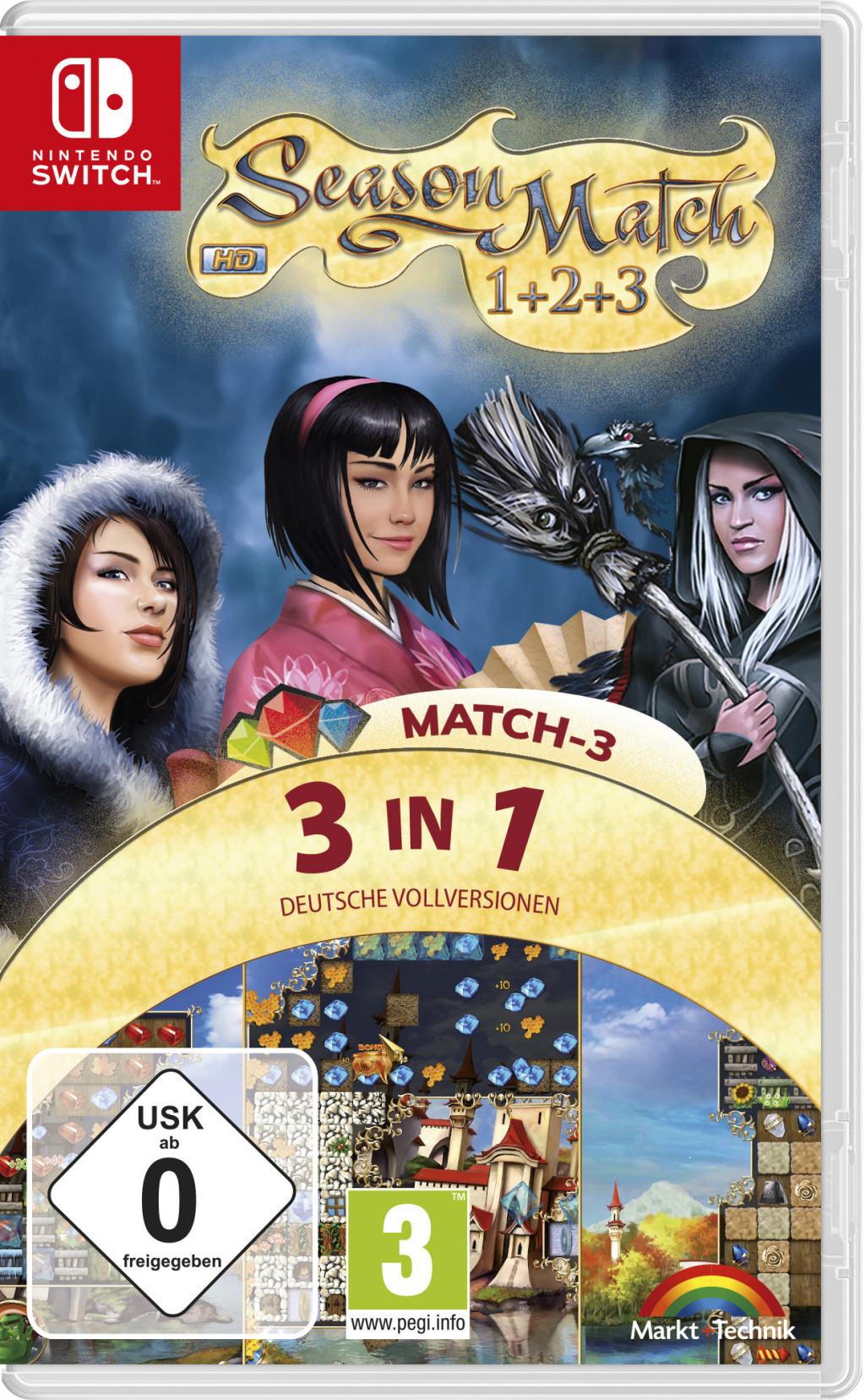 3 in1 Match-3 Bundle