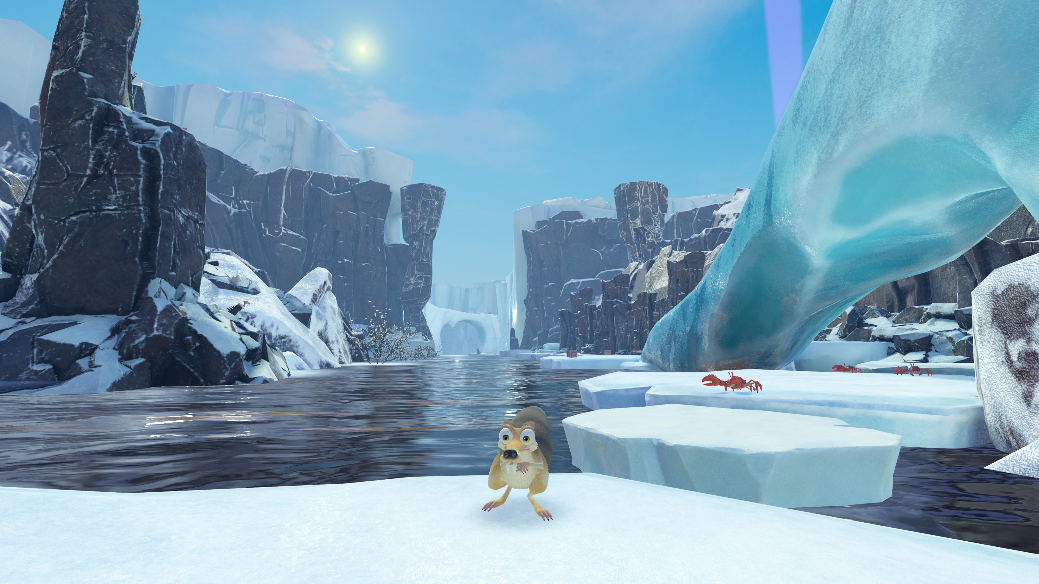 Ice Age: Scrats nussiges Abenteuer