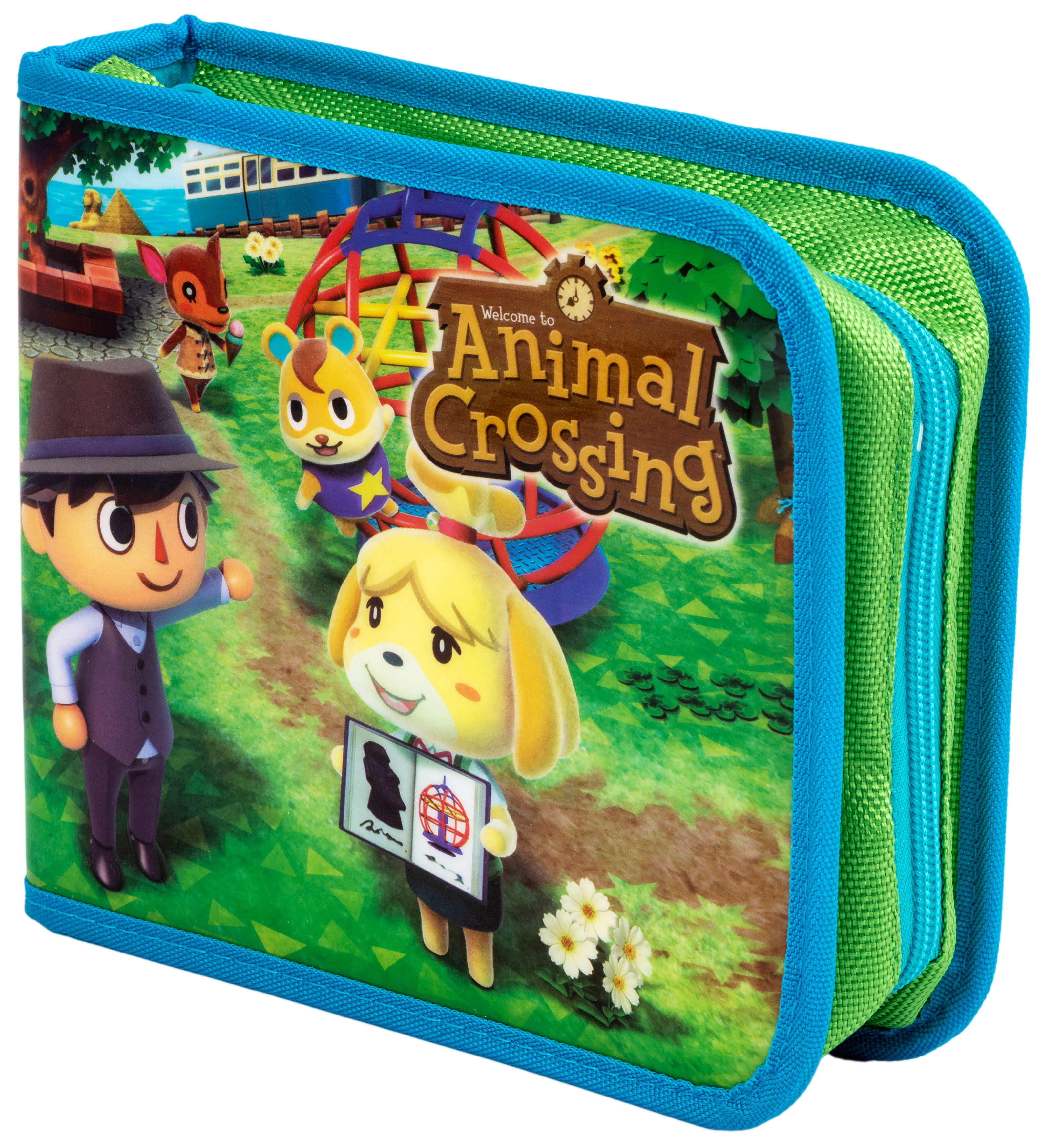 Nintendo 2DS/3DS Tasche Animal Crossing