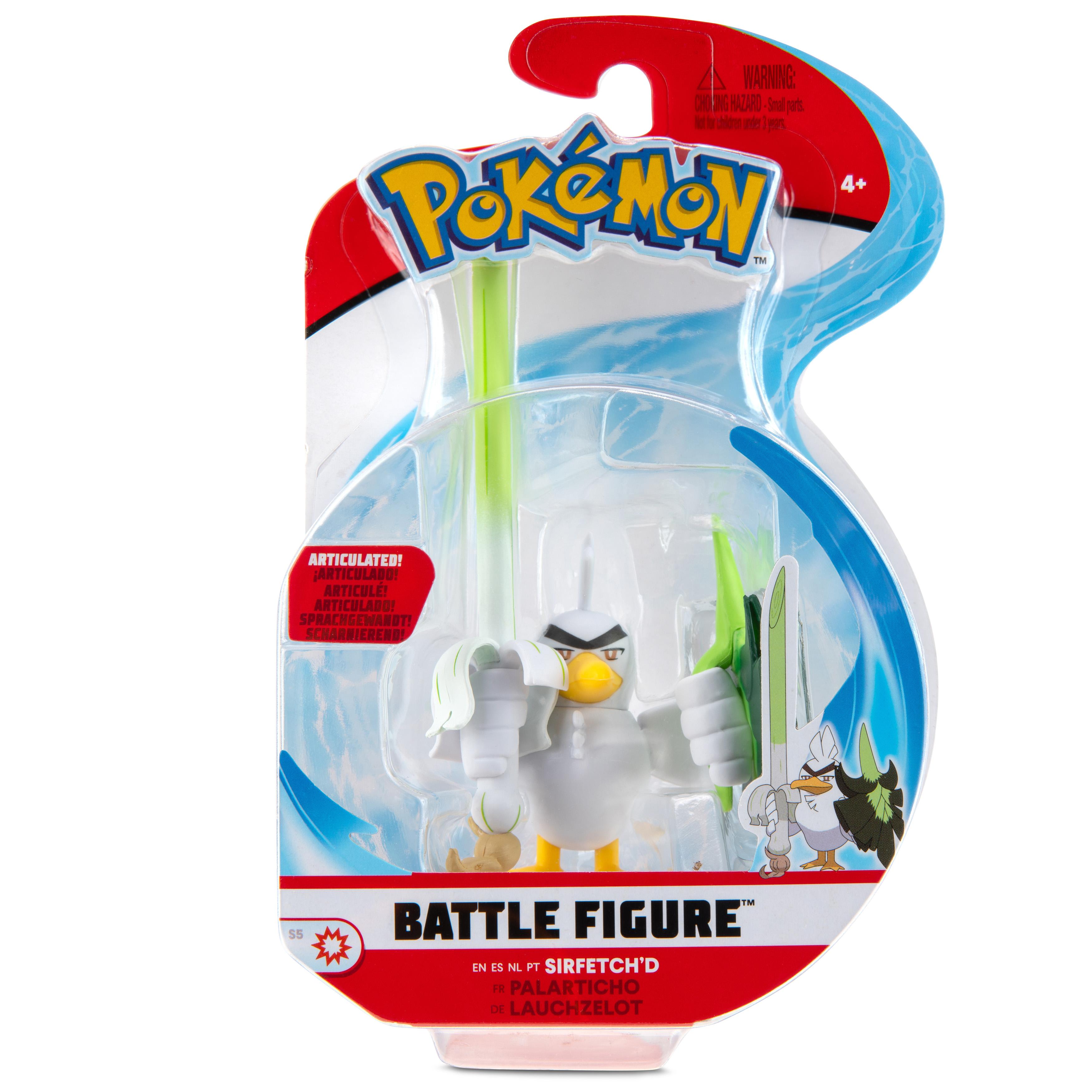 Pokémon - Battle Figur - Lauchzelot