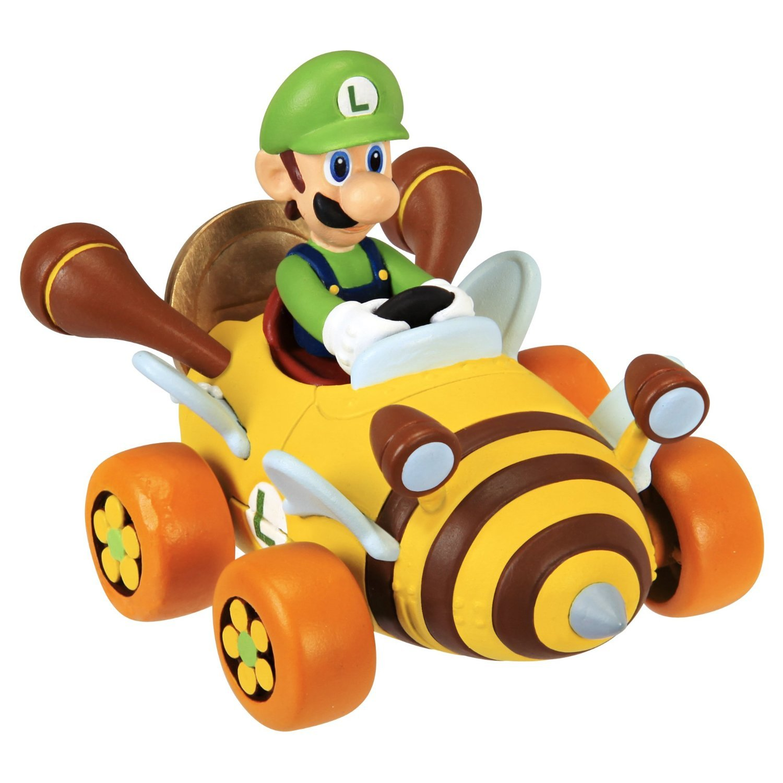 Super Mario Coin Racers - Luigi