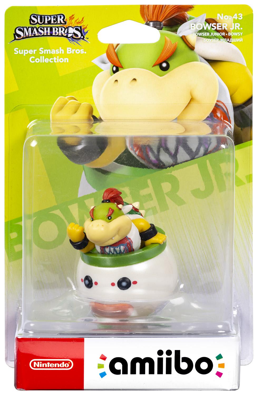 amiibo - Super Smash Bros. - Bowser Jr.