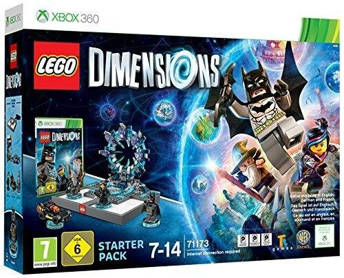 LEGO Dimensions - Starter Pack - Xbox 360