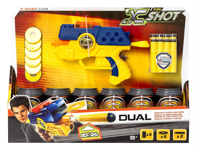 X-Shot Dual - Spielzeugblaster