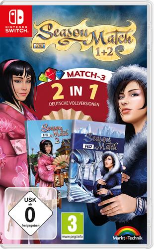 2 in 1 Match-3 Bundle