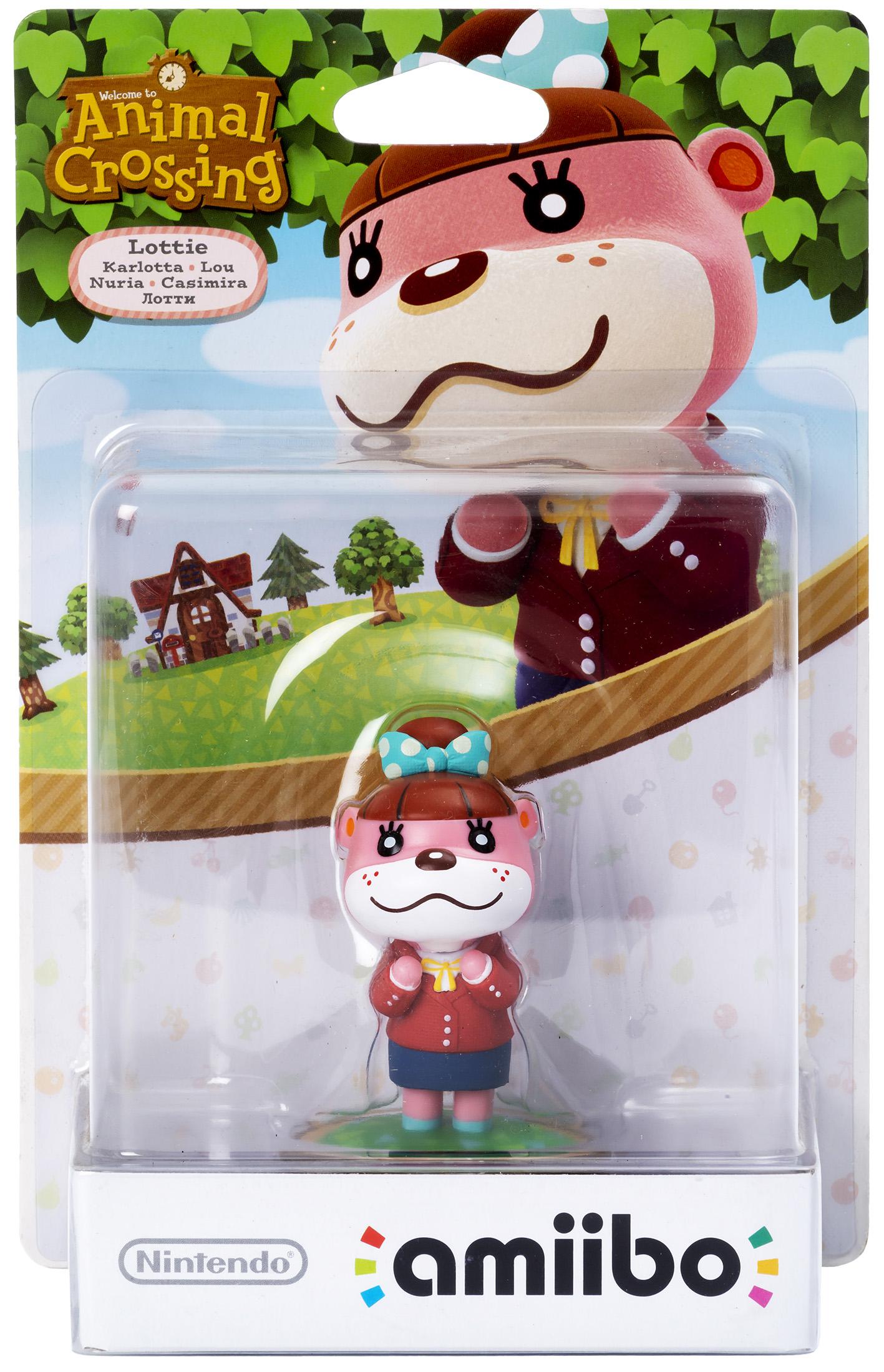 amiibo Animal Crossing - Karlotta