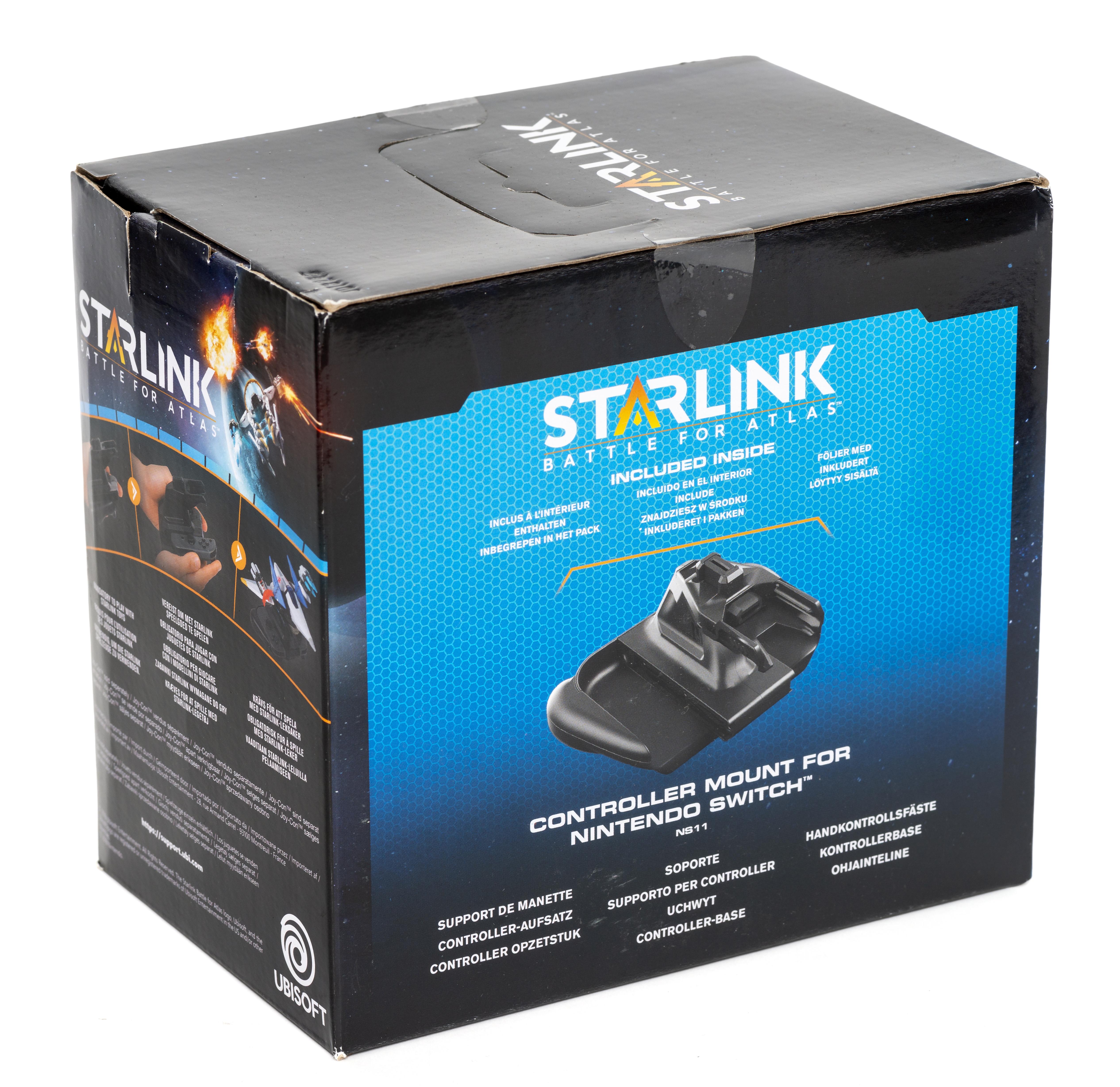 Starlink MOUNT CO-OP Pack - Nintendo Switch