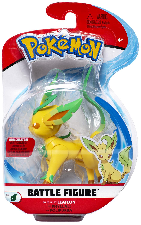 Pokémon - Battle Figur - Folipurba