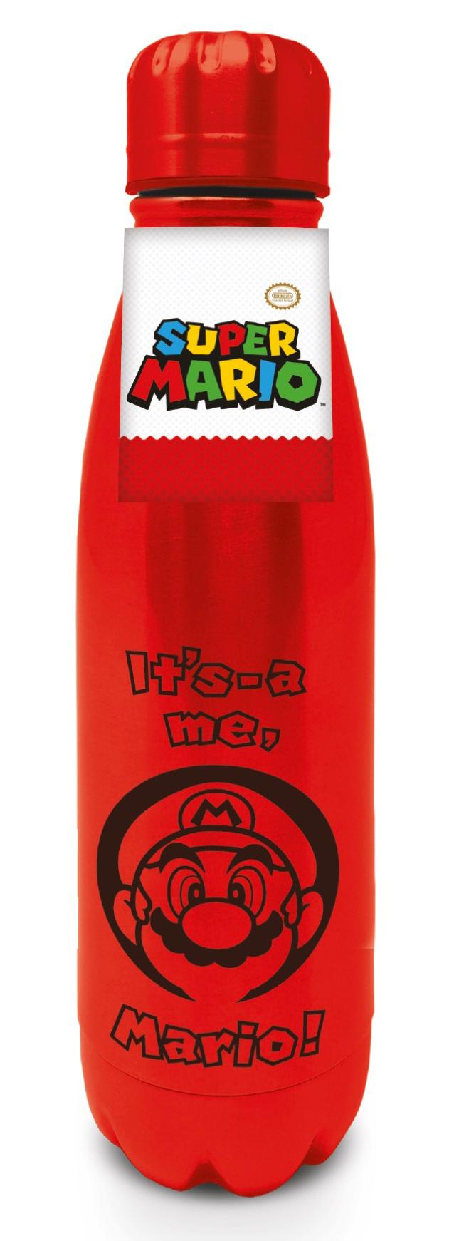 Trinkflasche - Super Mario ca. 500 ml