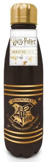 Trinkflasche - Harry Potter Black & Gold ca. 500 ml