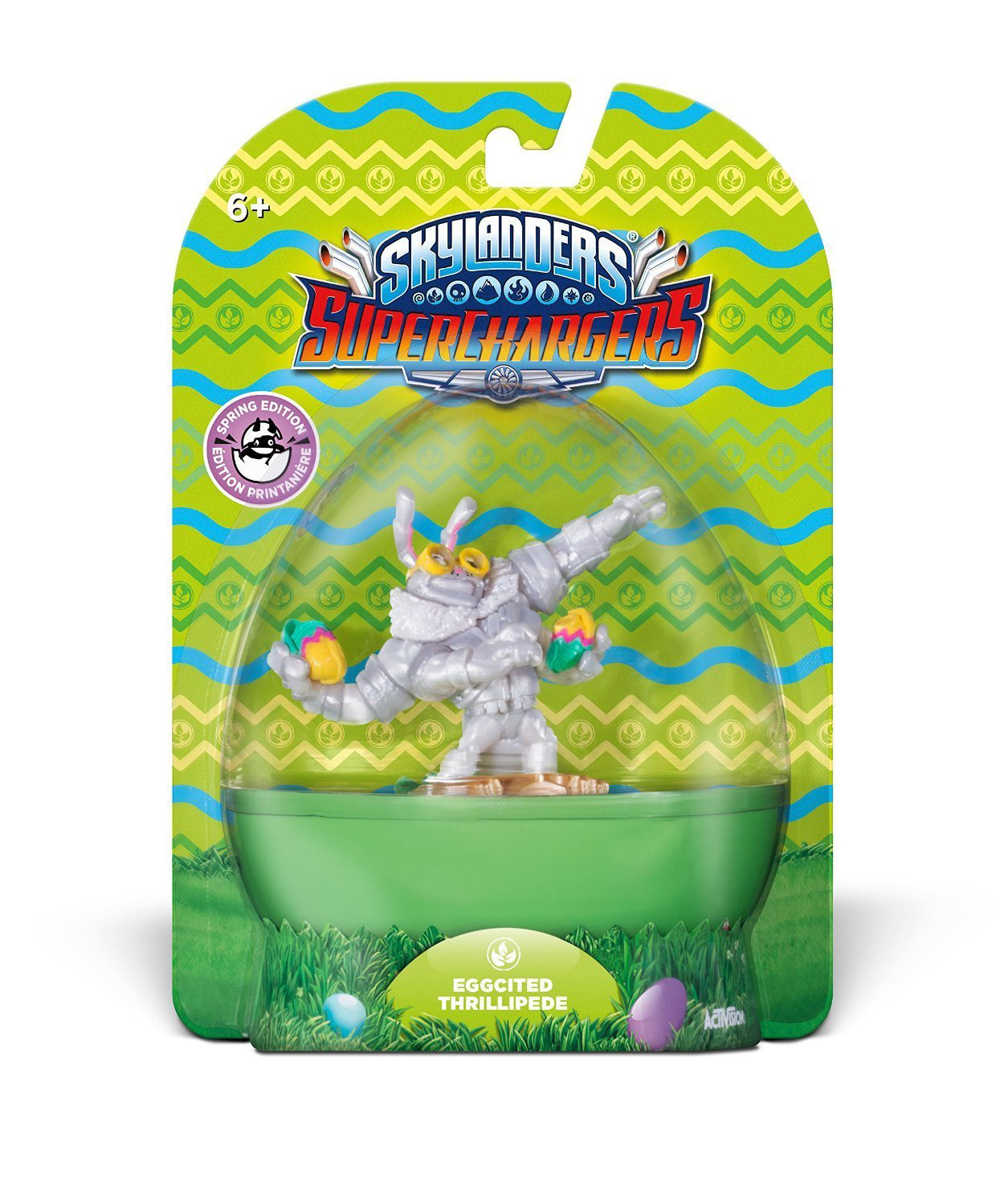 Skylanders SuperChargers - Thrillipede (Oster Edition)