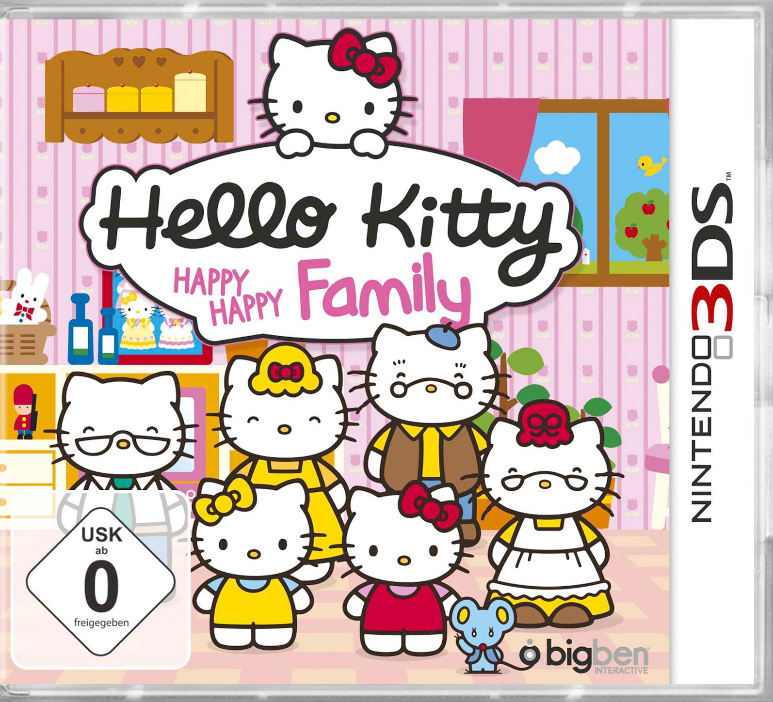 Hello Kitty: Happy Happy Family