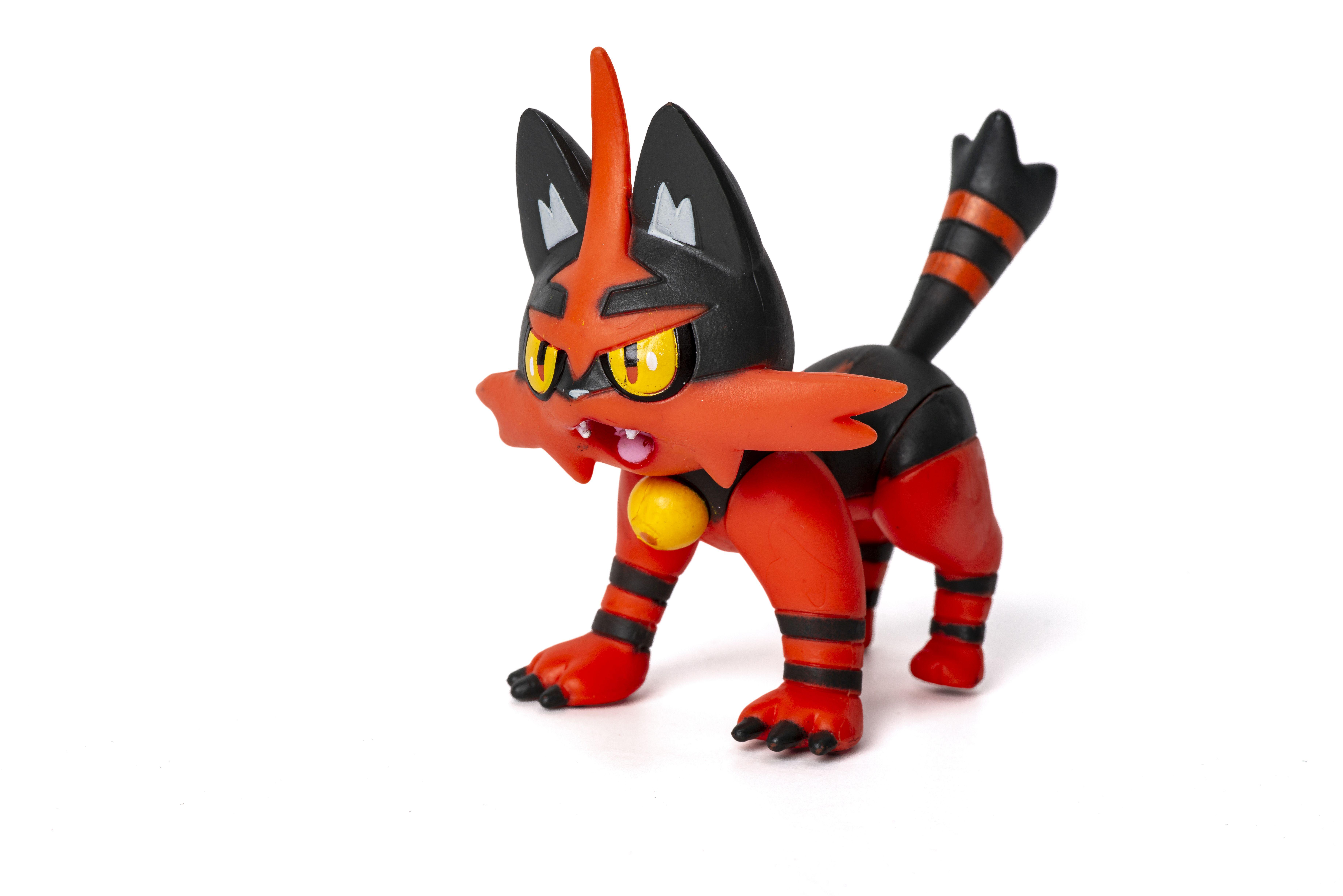 Pokémon - Battle Figur - Miezunder