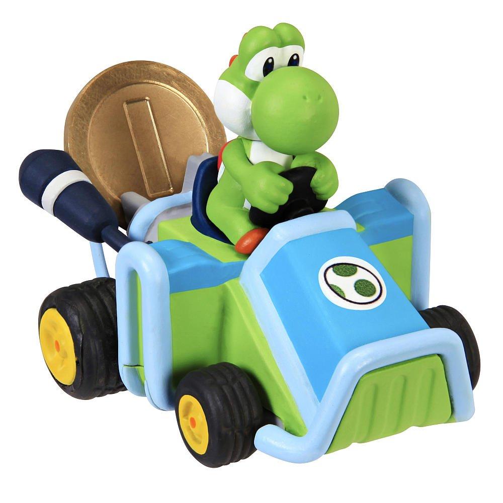 Super Mario Coin Racers - Yoshi