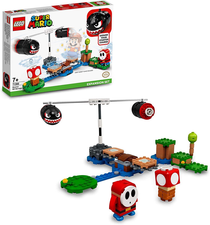 LEGO Super Mario Riesen-Kugelwillis 71366