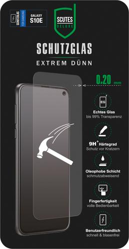 Schutzglas (Samsung Galaxy S10e)