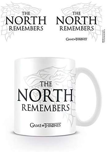 Tasse - Game of Thrones - The North remembers