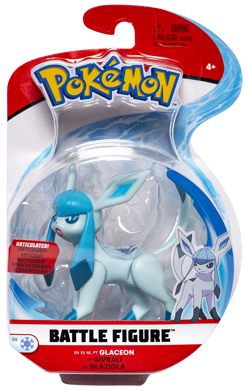 Pokémon - Battle Figur - Glaziola