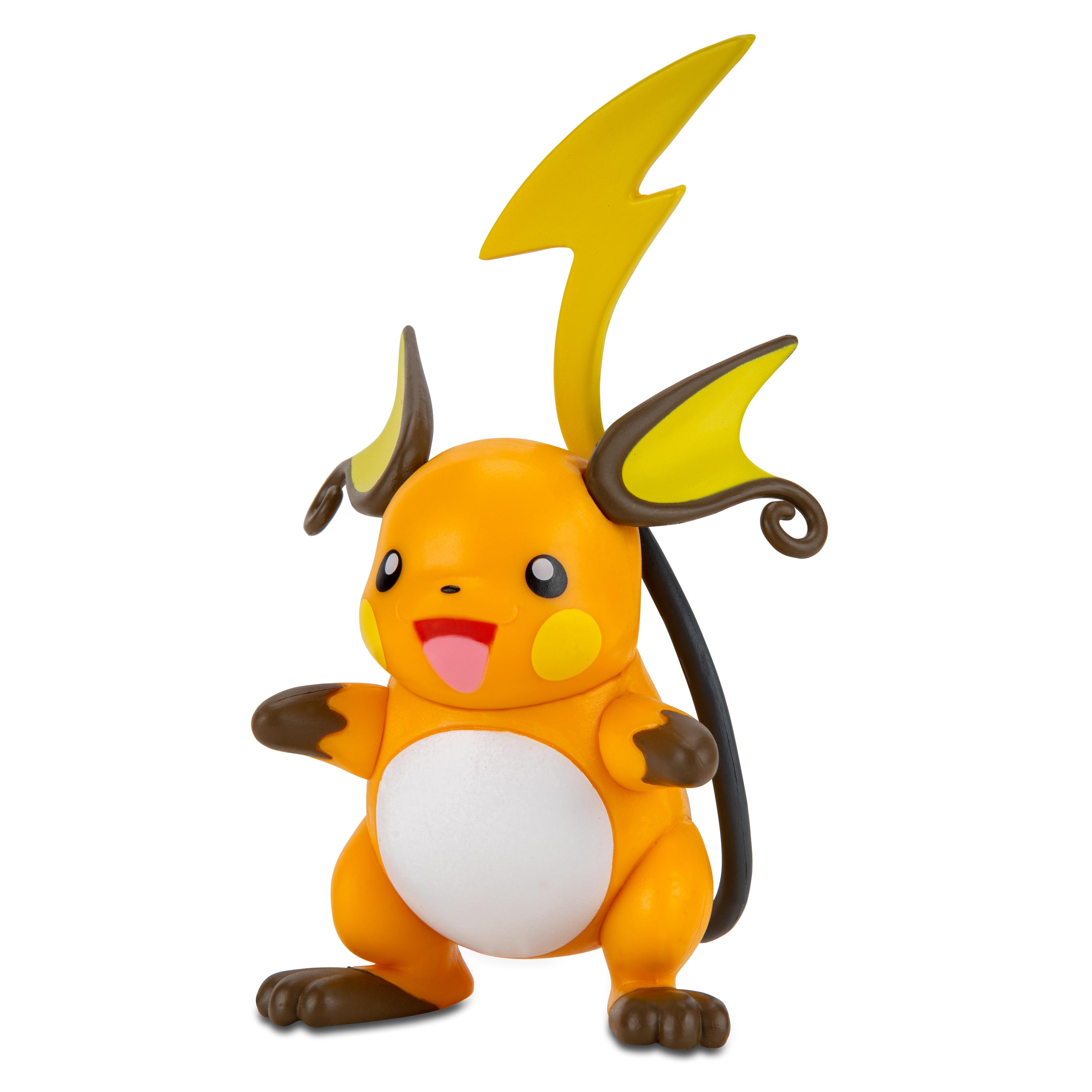 Pokémon - Battle Figur - Raichu