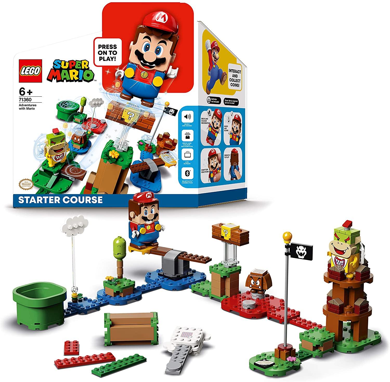 LEGO Abenteuer mit Mario Starterset 71360