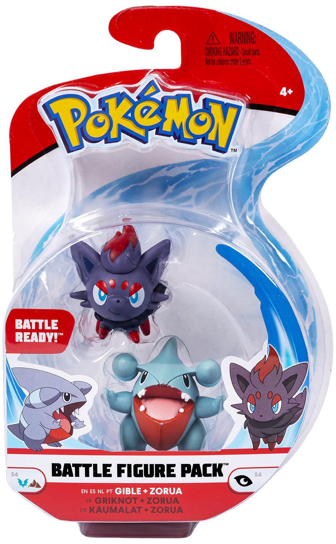 Pokémon - Battle Figure Pack - Kaumalat & Zorua
