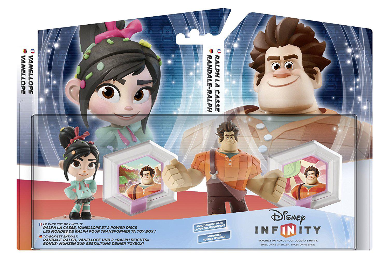 Disney Infinity Toybox - Ralph Reichts