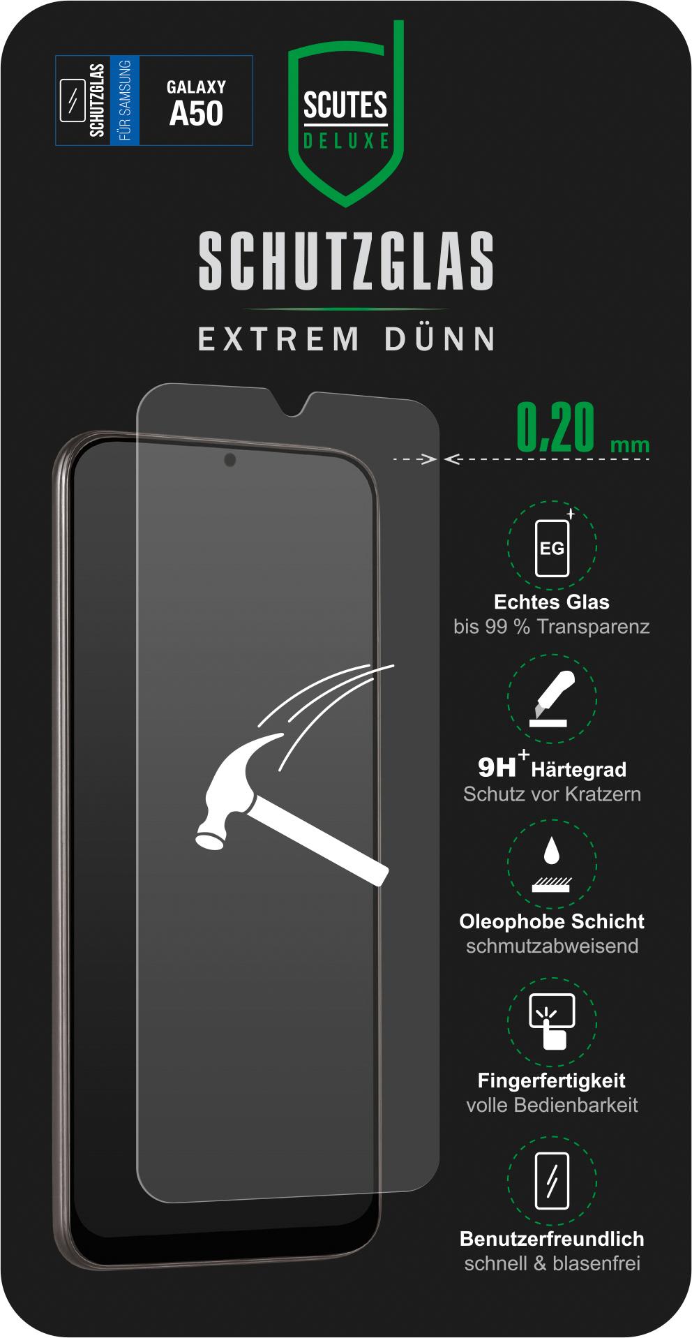 Schutzglas (Samsung Galaxy A50)