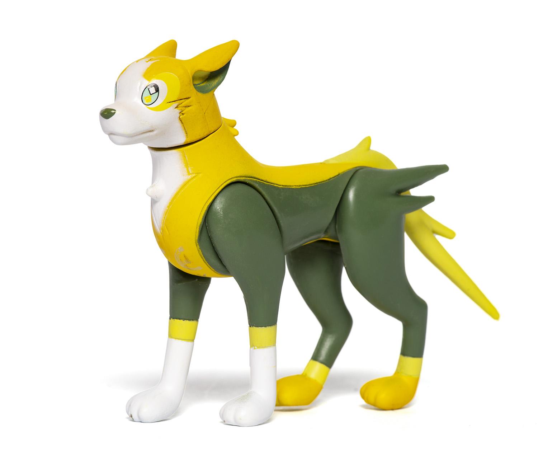 Pokémon - Battle Figur - Bellektro