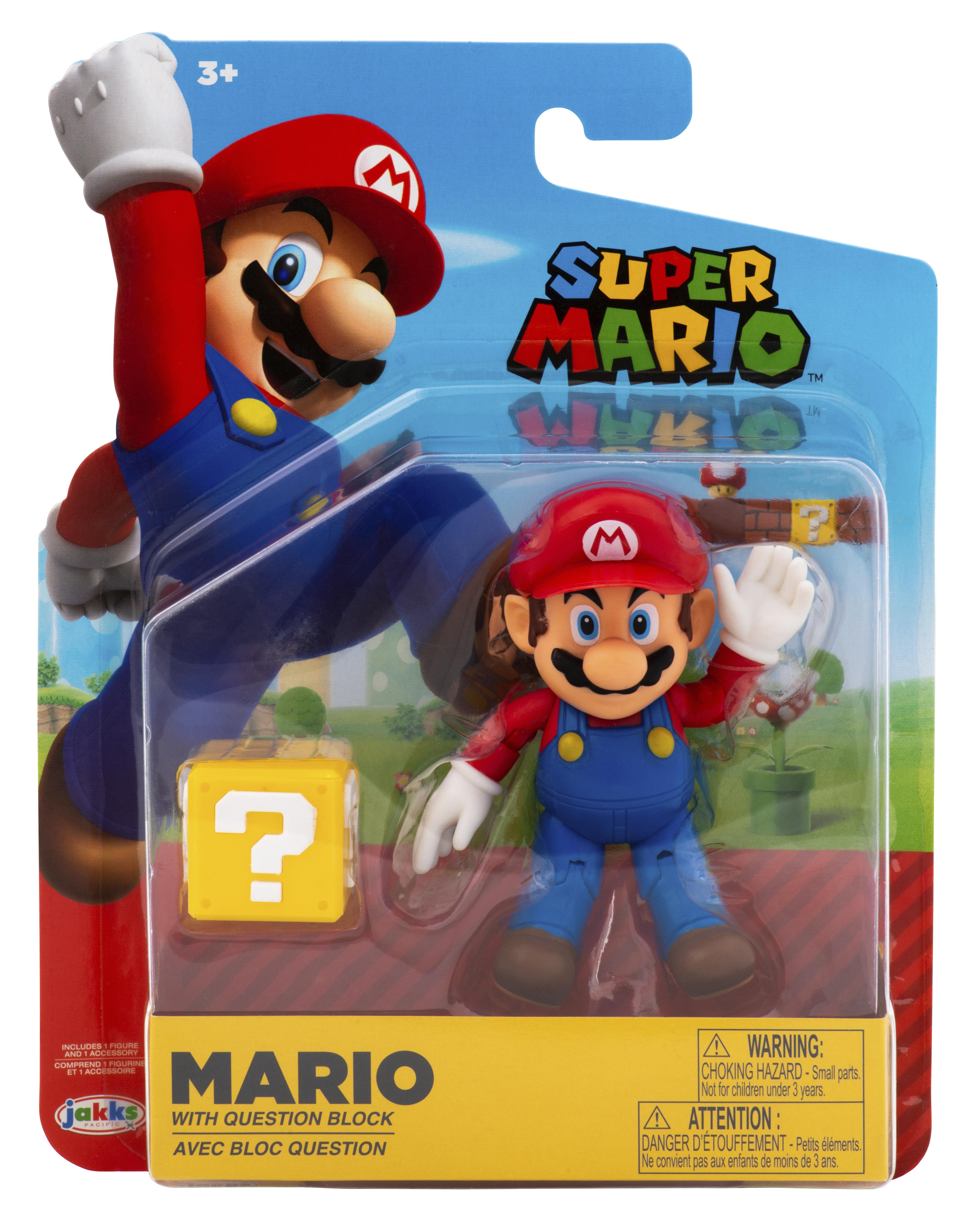 Super Mario - Super Mario 10 cm Figur