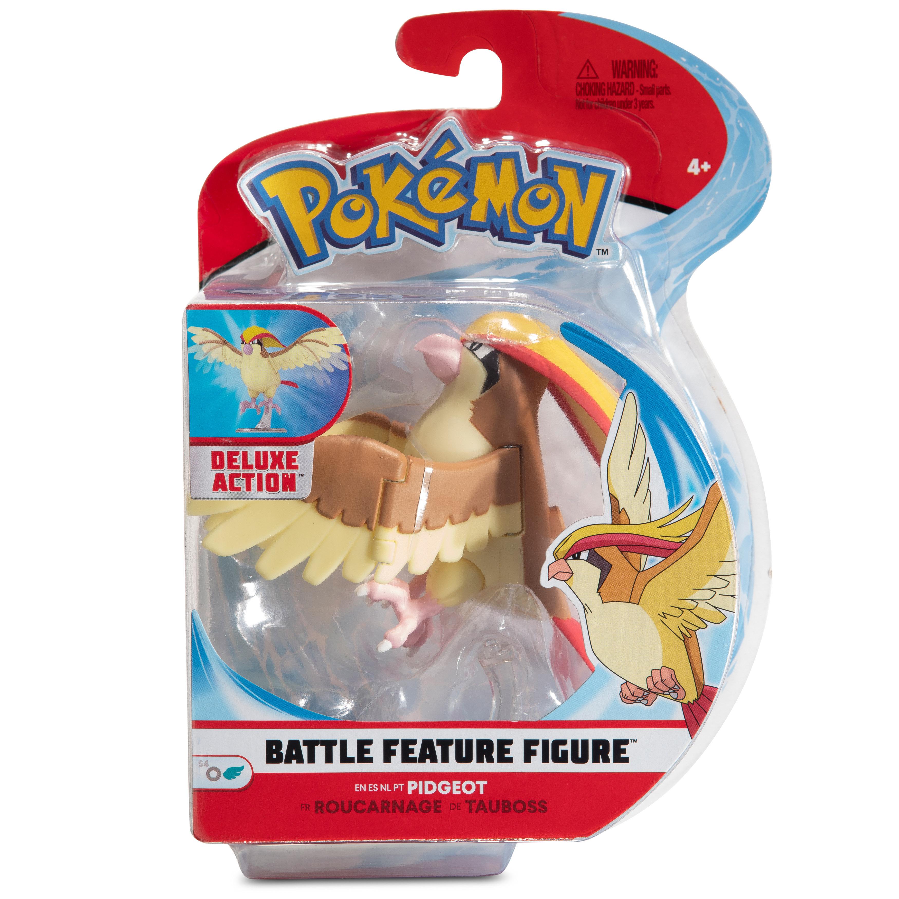 Pokémon - Battle Feature Figur - Tauboss