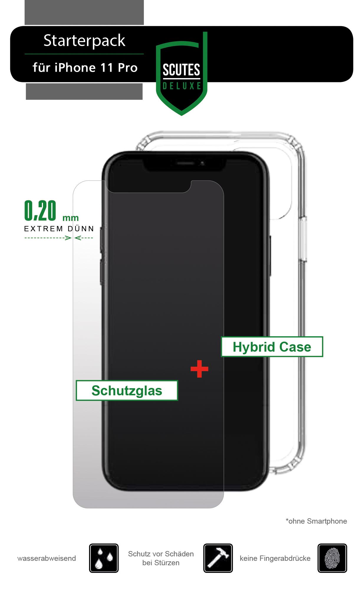 Starterpack (iPhone 11 Pro)