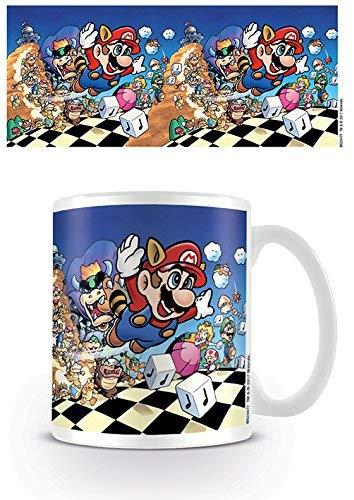 Tasse - Super Mario - Art