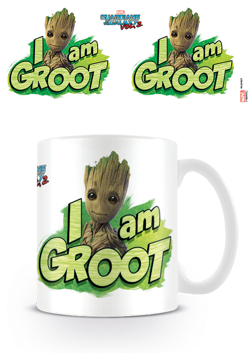 Tasse - I am Groot