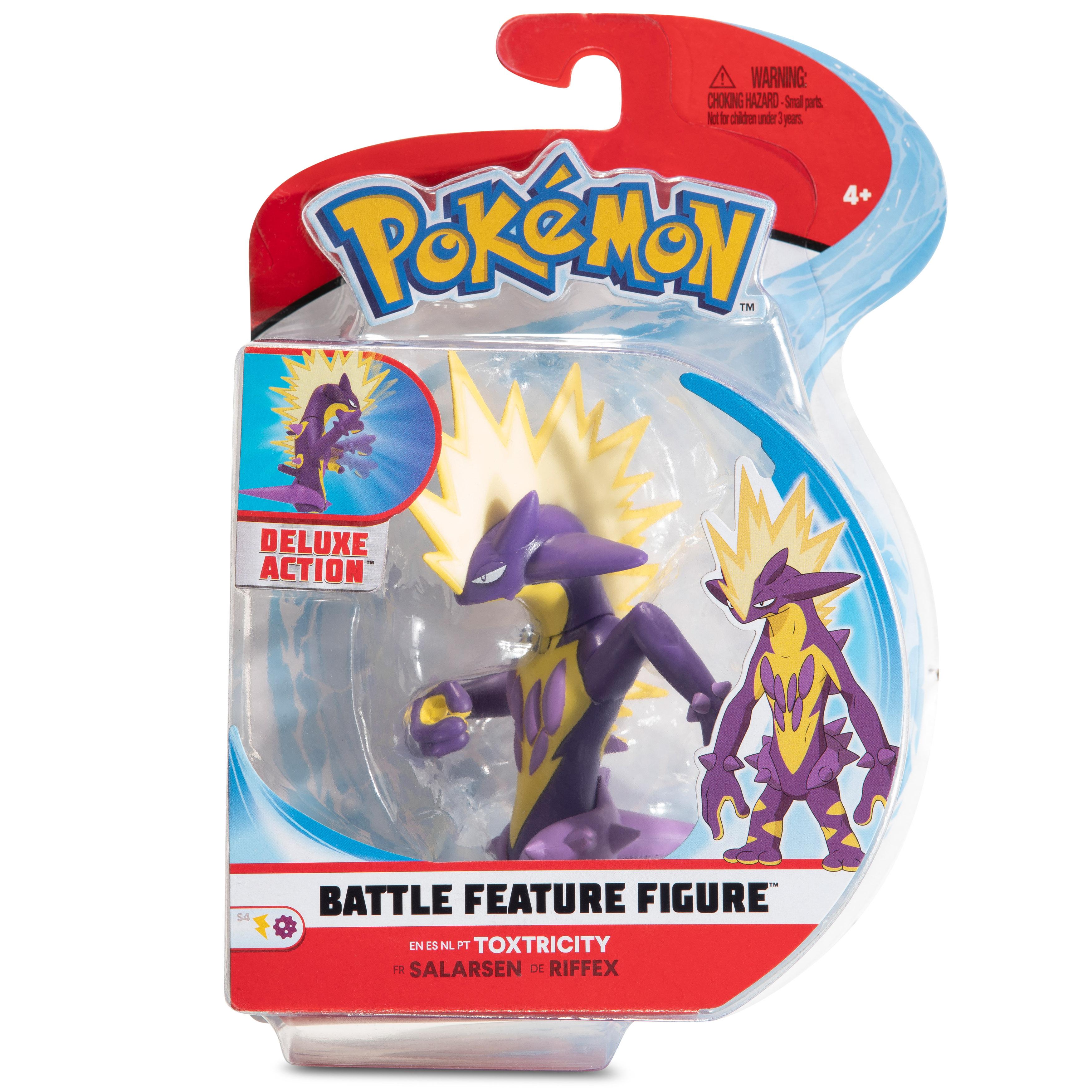 Pokémon - Battle Feature Figur - Riffex